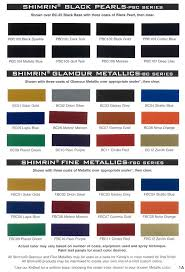 house of color paint chips house of kolor custom paints for
