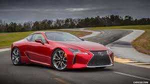 lexus lfa hd 2017 lexus lc 500 coupe red front hd wallpaper 1 1920x1080