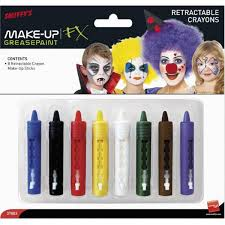 halloween face painting ideas and face paint kits hobbycraft