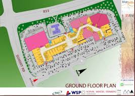 blue hills shopping centre floor plan danie joubert