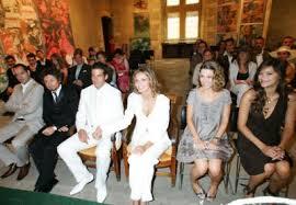 ariane quatrefages photo mariage sylvie tellier dans les coulisses de mariage gala