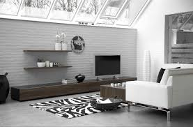 furniture cool modern living room furniture with rectangle dark