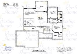 New Floor Plans by Prestige Homes Floor Plans