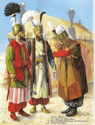 Ottoman Period Janissary Clothing From The 17th 18th Centuries The Janissaries