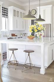 Modern Farmhouse Kitchen by The Best Modern Farmhouse Bar Stools An Update On Mine