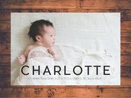 baby announcement cards custom birth announcement card baby announcement card digital