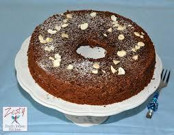 chocolate chiffon cake zesty south indian kitchen