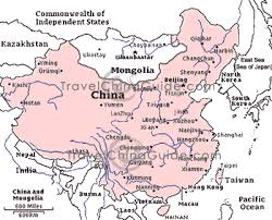 rivers in china map the terricota warriors by wilson china s river systems maps