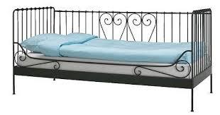 canapé lit fer forgé ikea canapé fer forgé ikea intérieur déco