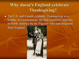 thanksgiving introduction thanksgiving is a national