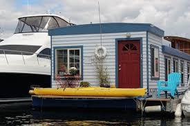 Floating Houses Lake Union Floating Homes