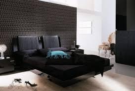 Bedroom Sideboard Fascinating Platform Made Of Wooden Elements Designed In Black