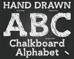 chalkboard halloween cat clear background chalkboard alphabet clip art chalk alphabet