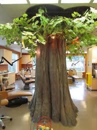 monarch pediatric dental office maple tree greenscape design