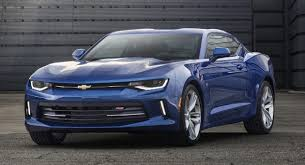 sixth camaro 2016 chevrolet camaro sixth pony car debuts