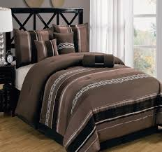 luxury bedding 11pc claudia coffee luxury bedding set elegantlinensanddecor com