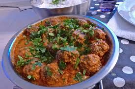 cuisiner boulette de viande boulettes de boeuf tikka massala la cuisine de micheline