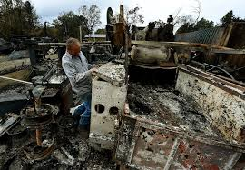 Wildfires California September 2015 by California Reforms Should Ease Fire Victims U0027 Insurance Claims