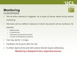 monitoring report template clinical trials attire trial stage 2 rct site initiation slides zainib
