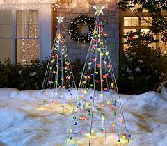 outdoor light up decorations design