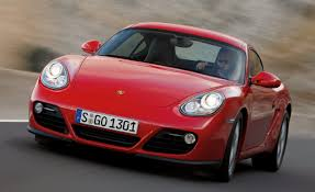 porsche cayman red 2009 porsche cayman u2013 instrumented test u2013 car and driver