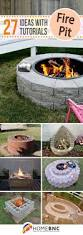 Gazebo Fire Pit Ideas by 756 Best Fire Pit Ideas Images On Pinterest Patio Ideas