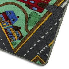 Childrens Play Rug by Childrens Play Mat Big City Available In 4 Sizes
