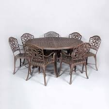 60 Round Dining Room Table Cast Classics Brenna 60