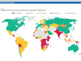 Climate Map Of Usa by Map Shows How Climate Change Will Hit The Economies Of The World U0027s
