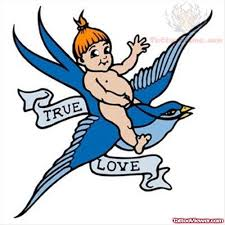 cupid angel tattoo tattoo viewer com