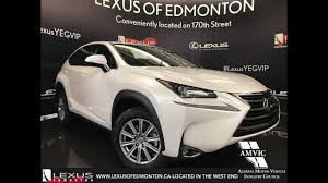 lexus eminent white 2017 white lexus nx 200t awd standard equipment in depth review