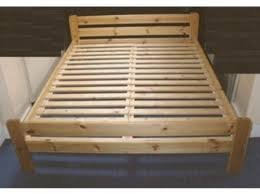Bed Frame Wood Bed Wooden Bed Frames Home Interior Decorating Ideas