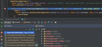 developing mobile apps with react native in webstorm webstorm blog
