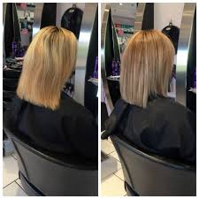 best toner for highlighted hair before and after colour and style photos oasis hair nantwich