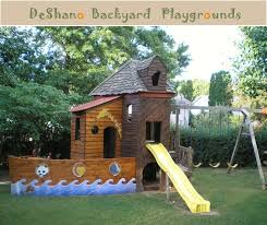 Dog Backyard Playground by 365 Best Playgrounds N U0027 Treehouses Images On Pinterest