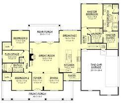 farmhouse style house plan 3 beds 2 baths 2469 sq ft plan 430