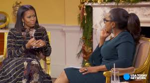 does michelle obama wear hair pieces michelle obama talks standing in her truth in farewell interview