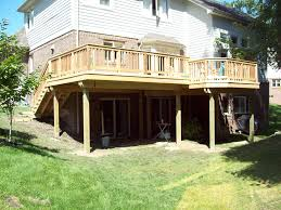 exterior house outside view with deck ideas annsatic com house