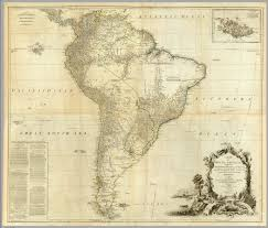 south america map buy composite south america david rumsey historical map collection