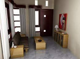 desain gapura ruang tamu model desain ruang tamu rumah minimalis terbaru type 21 model