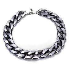 chain collar necklace images Thick gold chain collar statement necklace bracelet anklet jewelry JPG