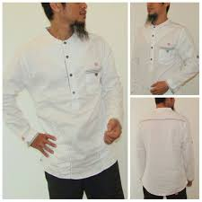 baju koko baju koko samase clothes mens baju muslim pria lengan panjang