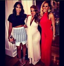 or hmm evelyn lozada u0027s baby shower kaufman franco resort