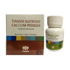 Obat Zinc nutrisi tiens obat herbal alami jual obat peninggi badan nhcp zinc