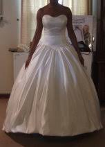wedding dress hoop fairytale wedding dresses the cinderella wedding dress