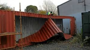 shipping container house uk planning permission youtube