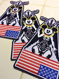 Distress Flag Upside Down Mickey Baphomet Mouse U2013 Artwork Of Prophecy