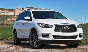 2016 infiniti qx60 road test review 2016 infiniti qx60 awd by tim esterdahl