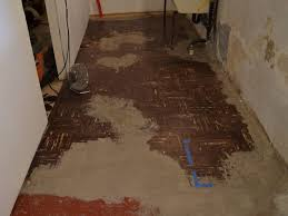 Diy Basement Flooring Basement Floor Floating Floor Options Flooring Options