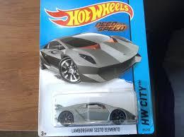 free hotwheels lamborghini sesto elemento speed car